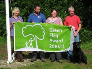Green Flag for Furey Wood