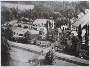 Aerial View of Marbury Hall