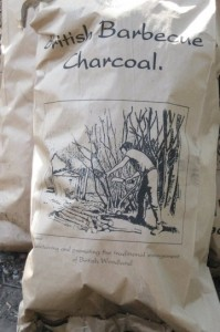 Charcoal from Northwich Woodlands